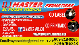 DJ MASTER PODER MUSICAL  UNA REVOLUCION MUSICAL