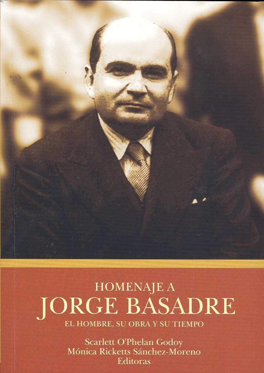 jorge basadre biografia: