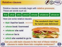 relative clauses rephrasing exercises pdf