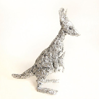 Creative Tinfoil Designs and Creations (15) 9