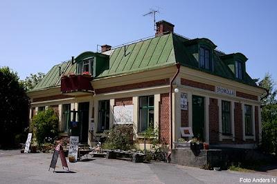 gamla järnvägsstationen, bromölla, station, railroad, railway, järnväg, tåg, tågstation, old