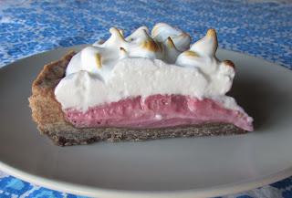 Tarta de frambuesa, receta, raspberry pie