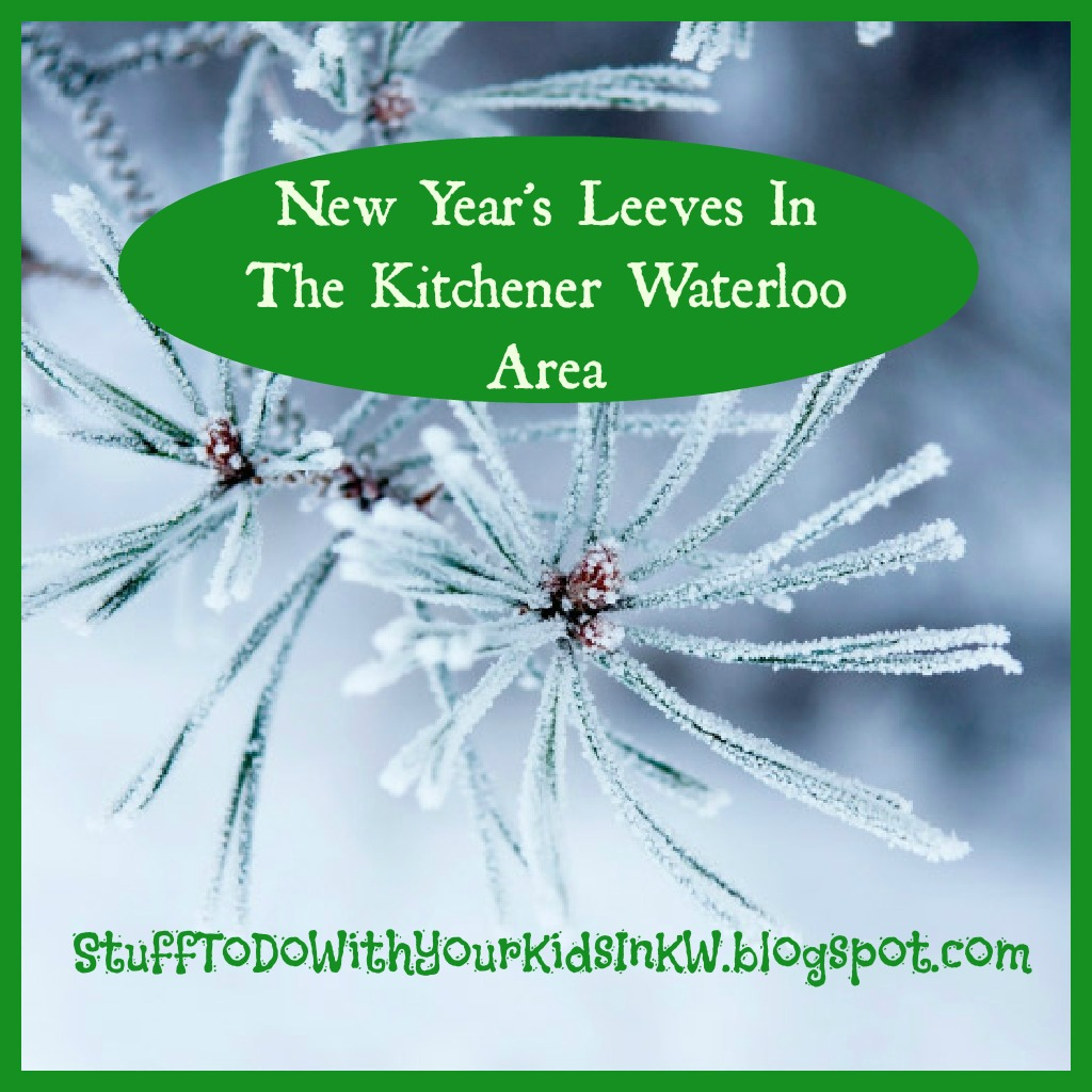 Stuff to do with your kids in Kitchener Waterloo: New Years Levees ...