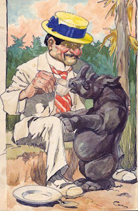 "EXPOSICIÒN ""JOSÈ MARÌA CAO (1858-1957): PADRE DE LA CARICATURA"", MUSEO SÌVORI (HASTA 12 DE FEBRERO)"