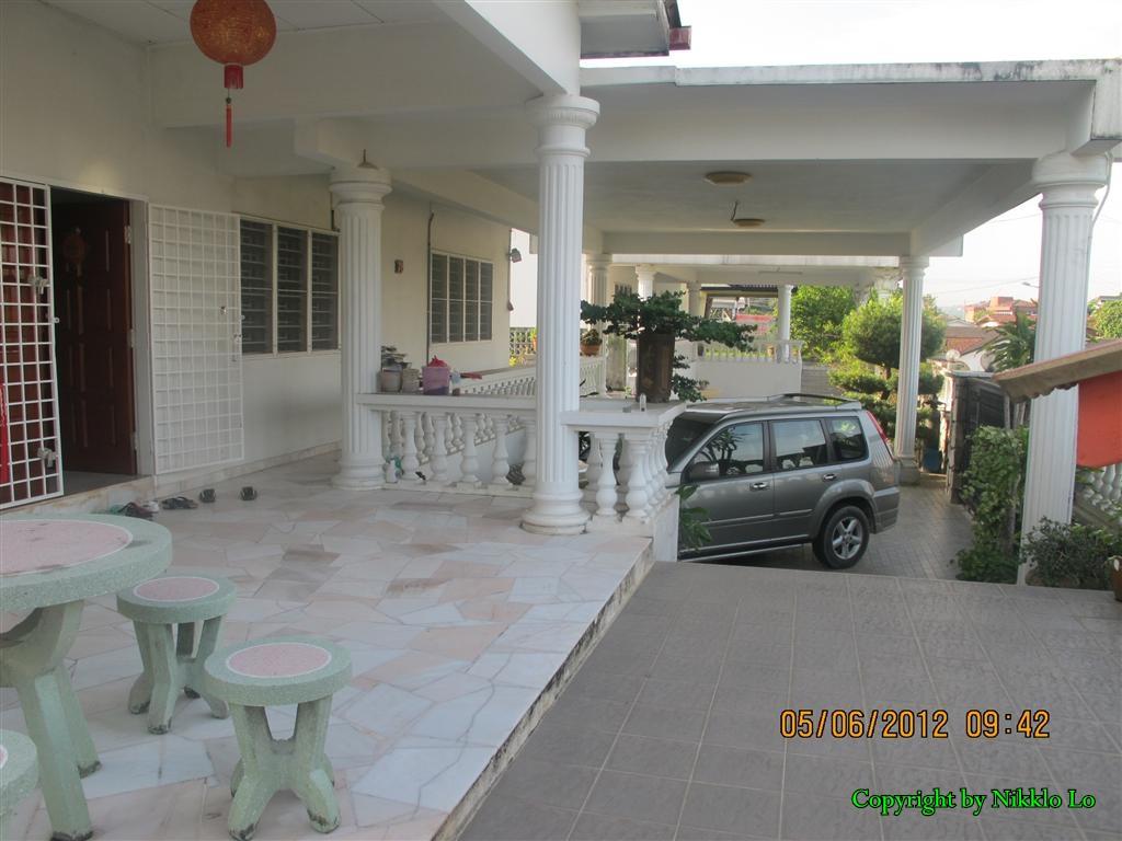 For Sale: 1Sty Bungalow, Taman Murugesu, Jalan Dato Siamang Gagap