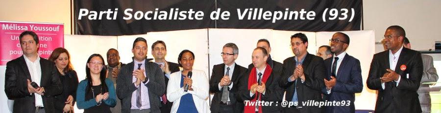 Parti Socialiste de Villepinte (93)