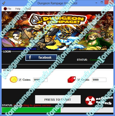 Dungeon Rampage Hack Tool Features: