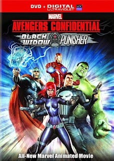 Ver: Marvel's Avengers Confidential: Black Widow and Punisher (2014)