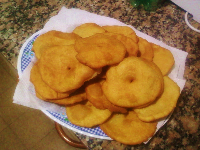 Tortafritas Argentinas