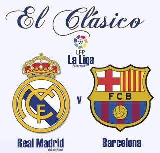 ¿ Real Madrid C.F. o FC Barcelona? Real+Madrid+vs+Barcelona