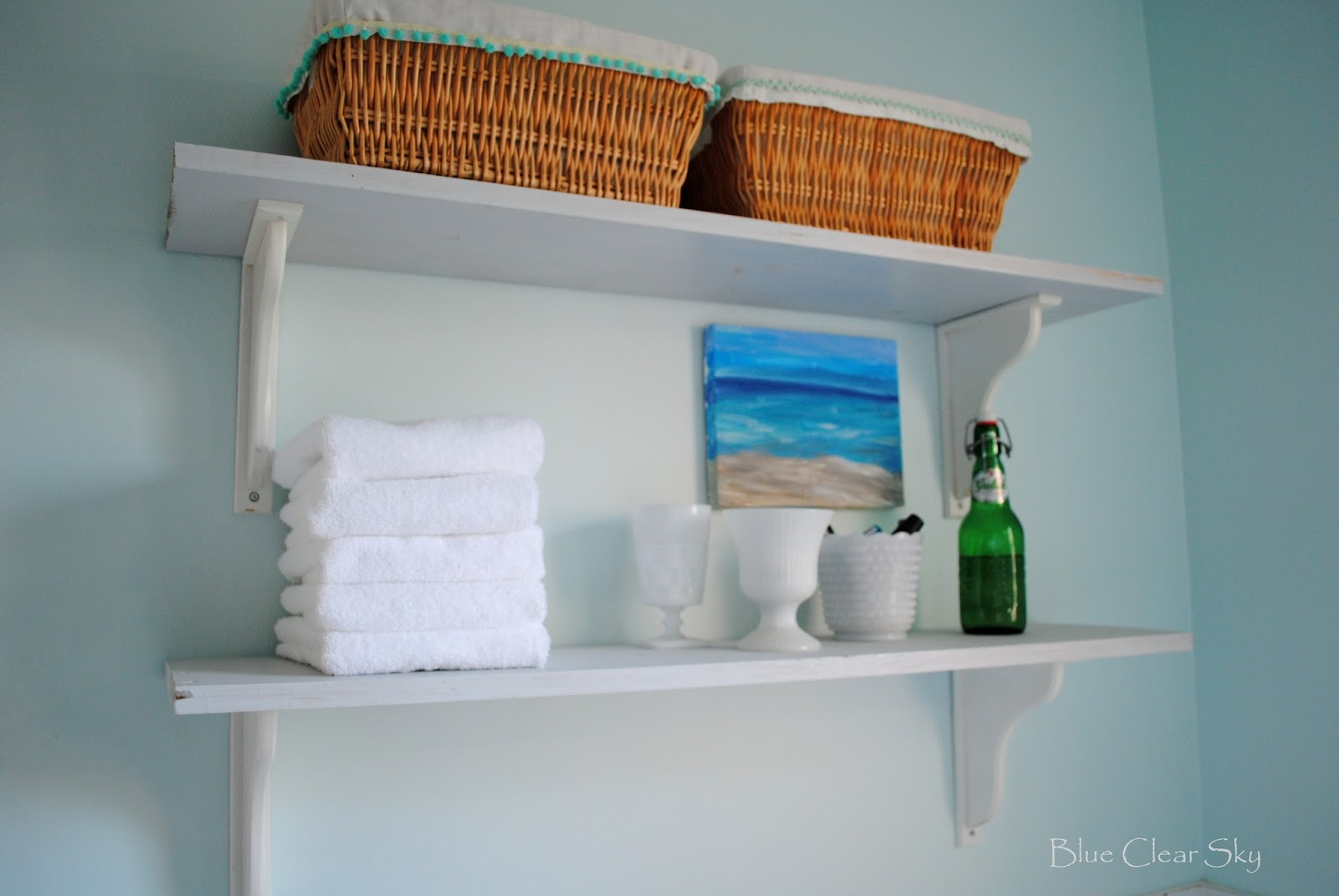 26 Model Simple Bathroom Shelves | eyagci.com