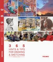 """365 Hints & Tips for Drawing & Sketching"""