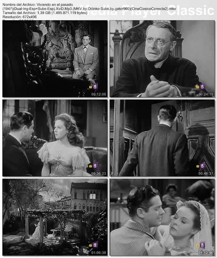 Imágenes: Viviendo el pasado | 1947 | The Lost Moment