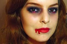 maquiagem para halowen feminina