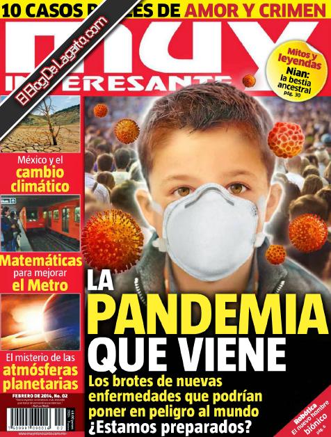 Revista Muy Interesante Mexico Febrero 2014