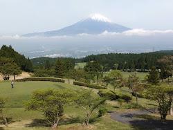 御殿場・富士山
