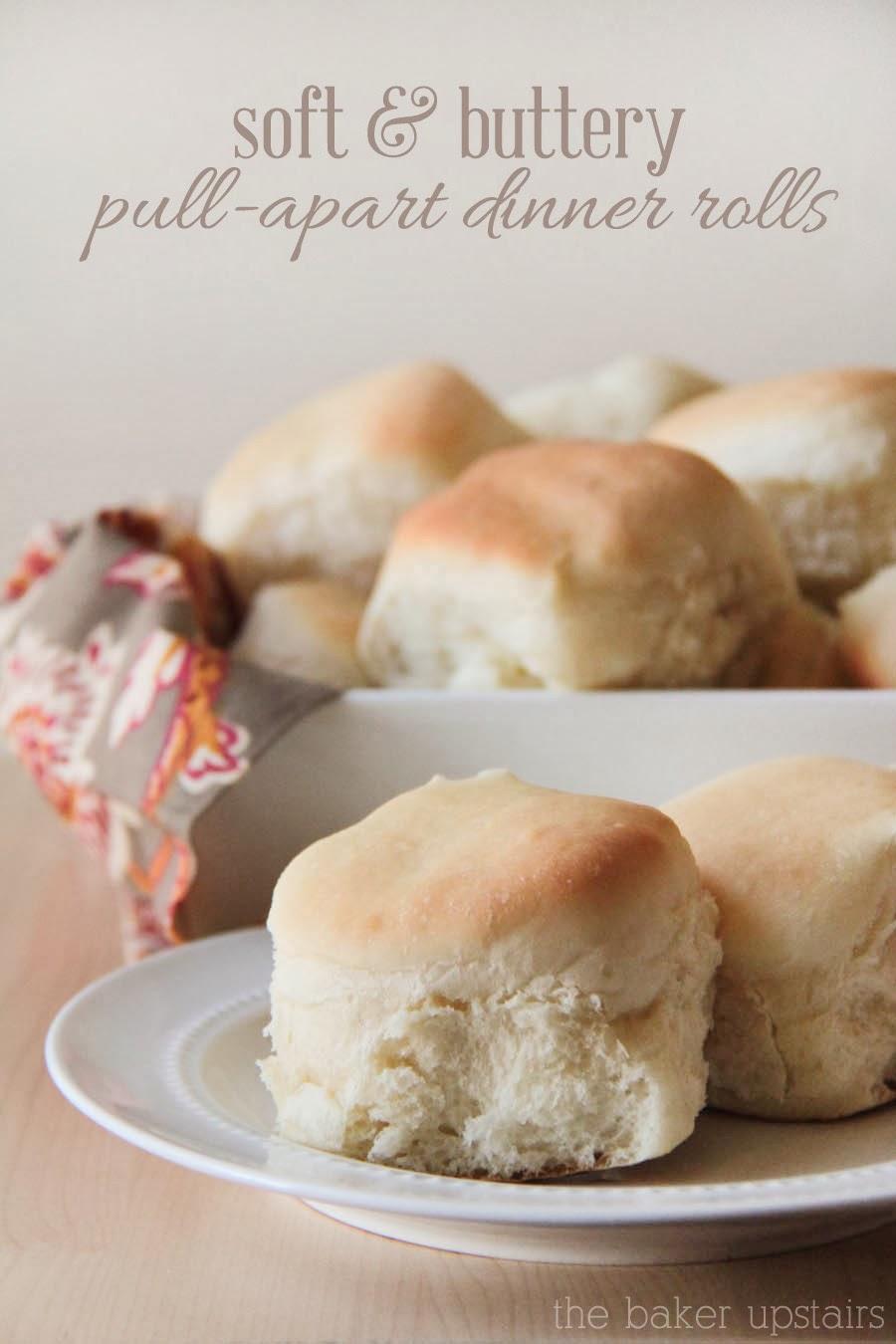 ... & Rolls on Pinterest | Dinner Rolls, Breads and Parker House Rolls