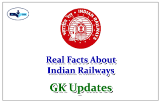 Real Facts About Indian Railways