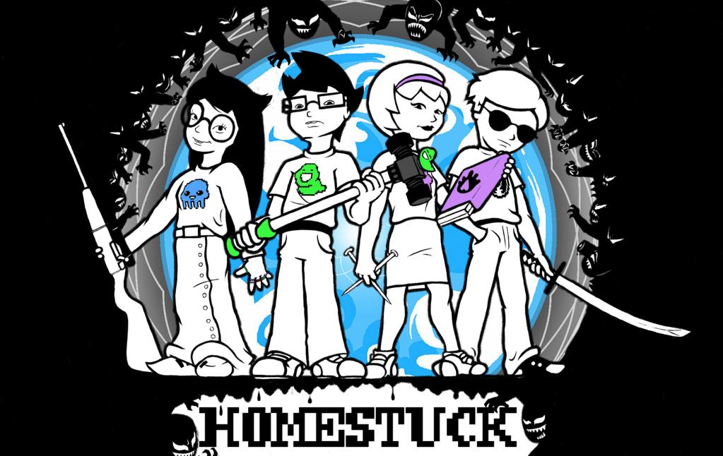 MSPA: Homestuck