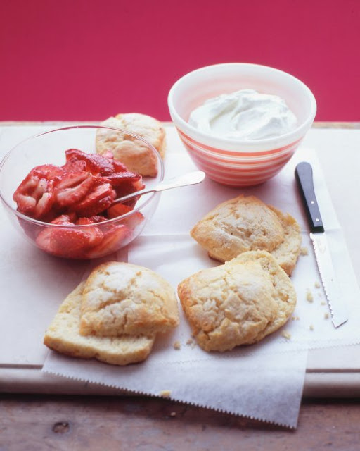 This strawberry shortcake was the perfect combination of yummy to easy ...