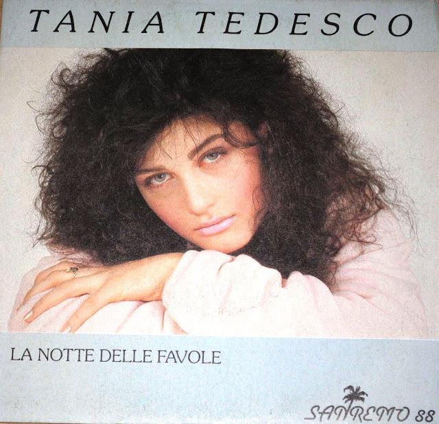 Sanremo 1980 - Tania Tedesco - La Notte Delle Favole