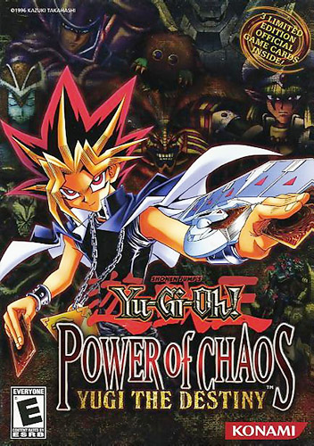 Yugi-oh power of chaos download