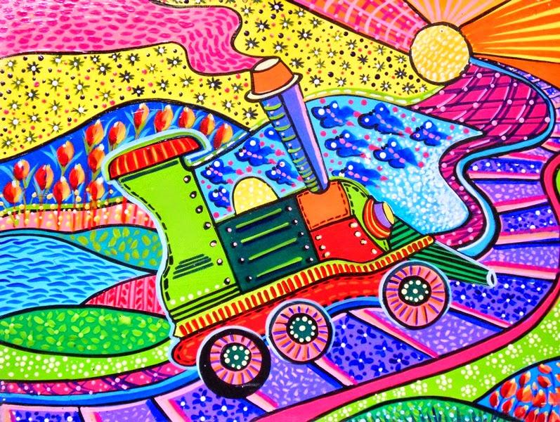 Cuadros modernos pinturas y dibujos cuadros modernos - Pintura para habitaciones infantiles ...