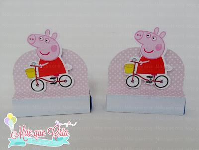 Porta bis Peppa Pig
