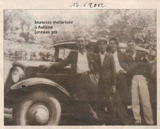 1930 Jeunesse motorisée