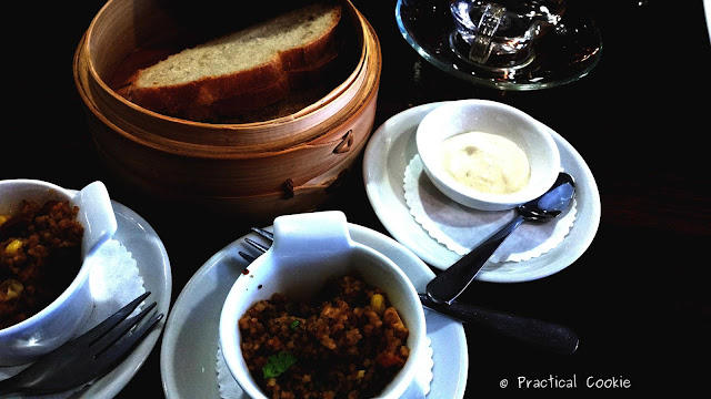Peasant Food - Lunch at O'ways Tea Cafe