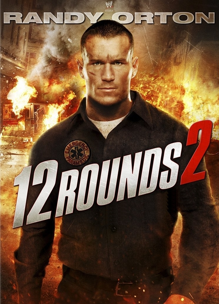 12 Rounds: Reloaded 2013 poster