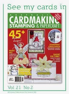 Australian Cardmaking, Stamping & Papercraft