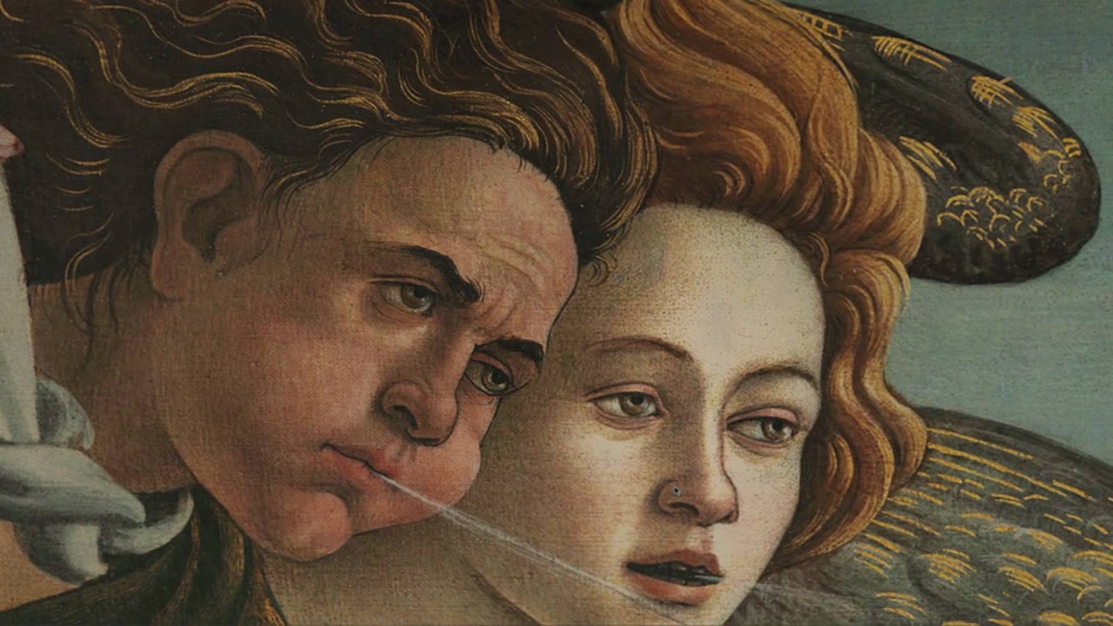 Sandro Botticelli | The Birth - 201.8KB
