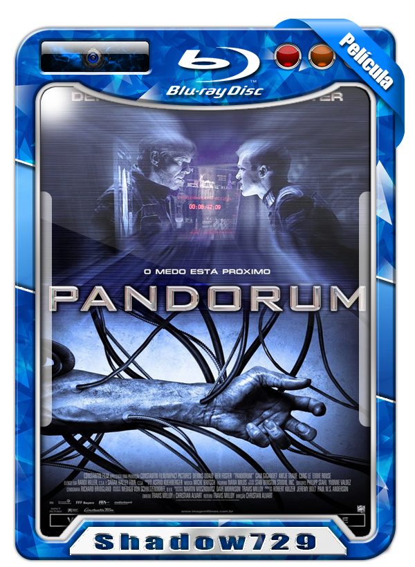 Pandorum (2009) 720p Dual Mega Uptobox
