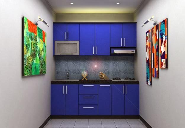 Model Dapur Rumah Minimalis terbaru 2014