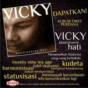 Baru Rilis !! Ini Lagu 29 My Age-nya Vicky Prasetyo