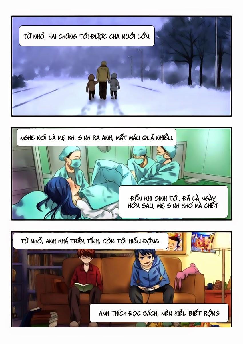 Song Sinh Linh Thám - Chap 9