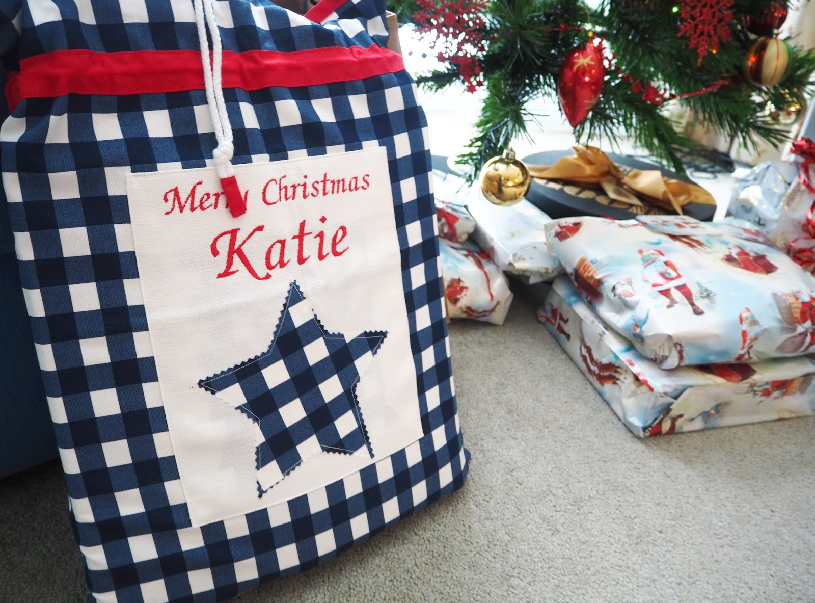Christmas Presents: Christmas Day 2015 | Katie Kirk Loves