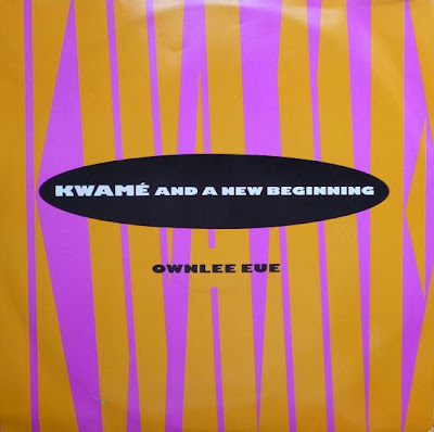 Kwamé & A New Beginning – Ownlee Eue (Promo VLS) (1990) (320 kbps)
