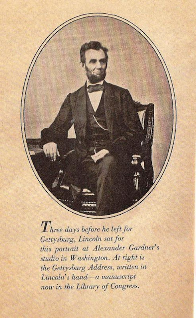 an analysis of the gettysburg address of abraham lincoln