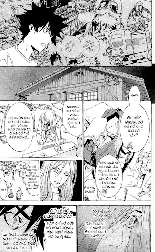 Air Gear Chap 118