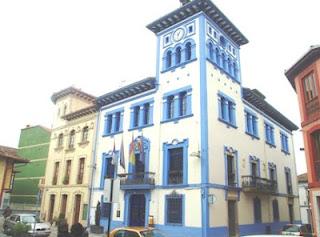 Grado, Ayuntamiento