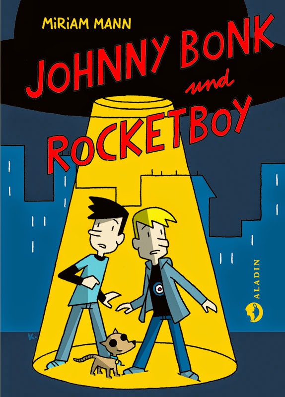Johnny Bonk und Rocketboy; 2015