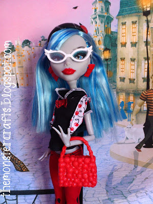Ghoulia fashion pack Scaris