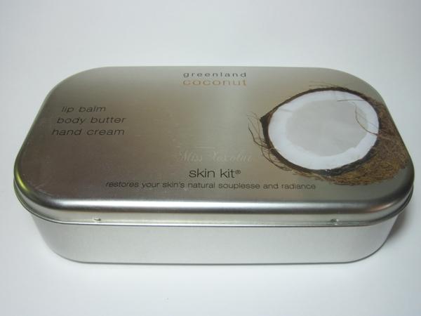 greenland coconut skin kit