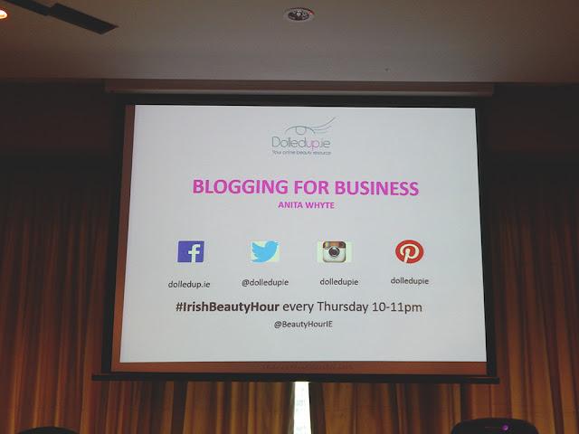 Irish Blogger Conference Cork || Blogtober