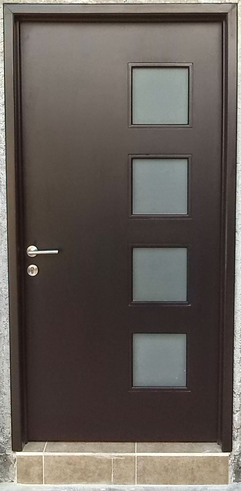 puertas madera modernas puertas modernas para hogares de
