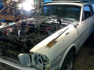 '66 Ford Mustang, RC's Master Troubleshooting, classic car, appling Georgia