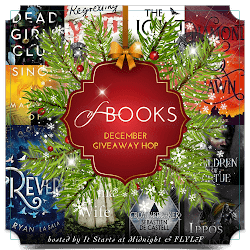 December book & 10 Year Blogoversary Giveaway!