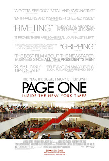 SubmarPage One: Inside the New York Timesine movie